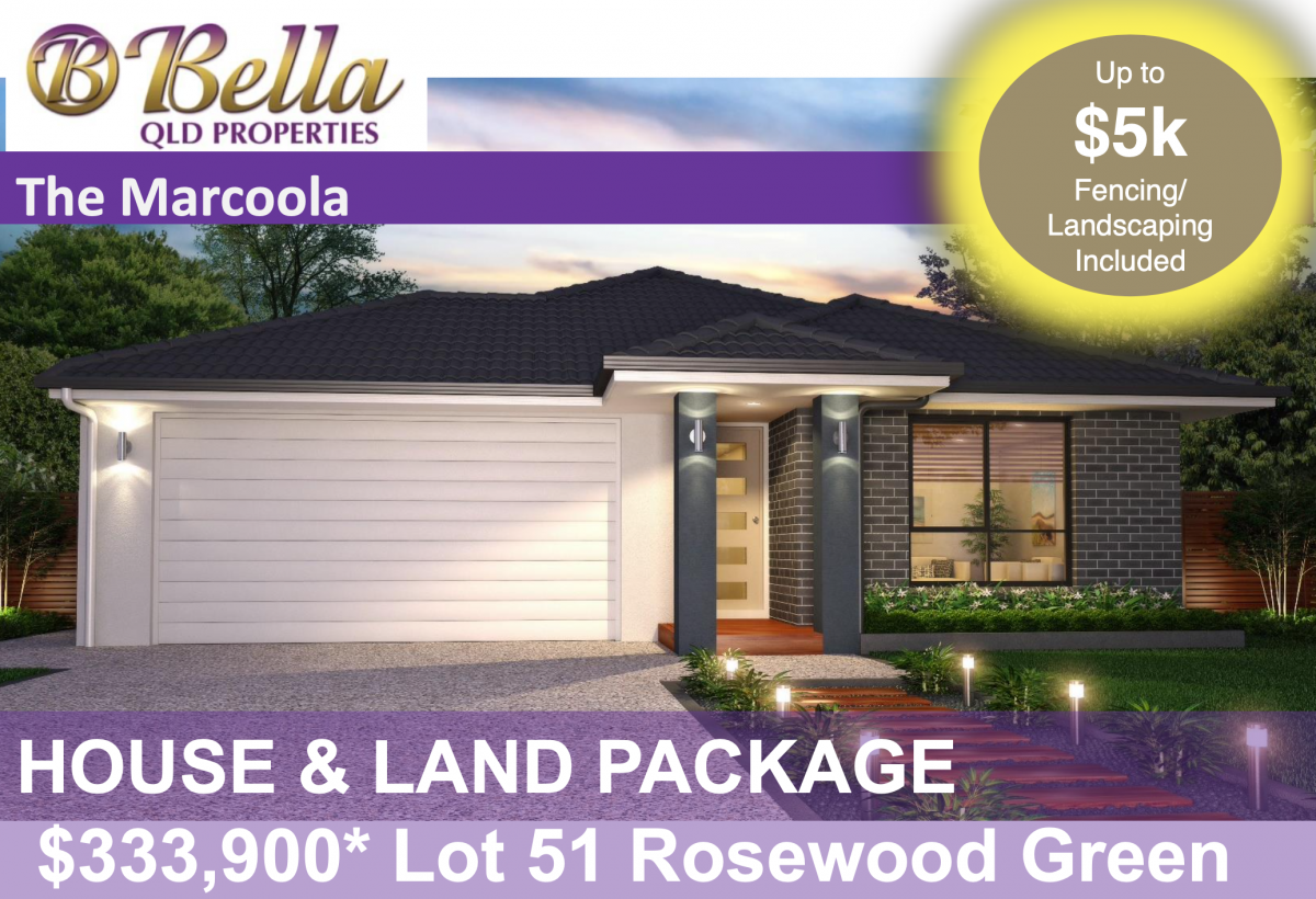 Rosewood Green - Lot 51 - Marcoola - Bella Qld