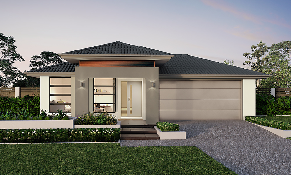 Rosewood Green - Lot 57 - Malibu 23 Arden Image - Domaine Homes
